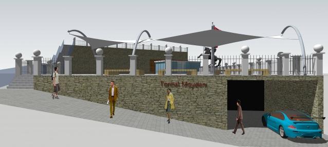 Yalova'nın İlk Yeraltı Otoparkı Termal'e Yapılacak