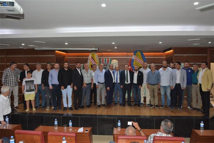 Yalovaspor'da Ali Demirhan Dönemi Başladı