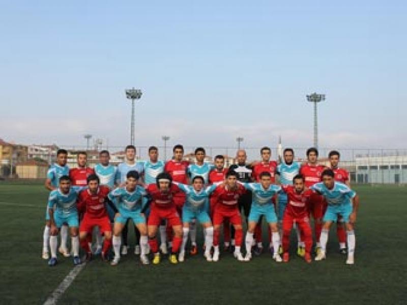 Yalovaspor Irak Ekibi Al Ramadi'yi 2-0 Yendi