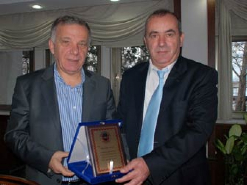Yalovaspor Yönetimi Başkan Koçal'ı Ziyaret Etti