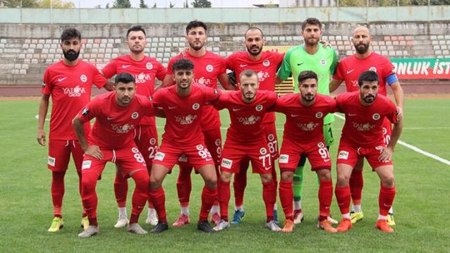 Yalovaspor'da Korona Nedeniyle Maçlara Çıkamıyor