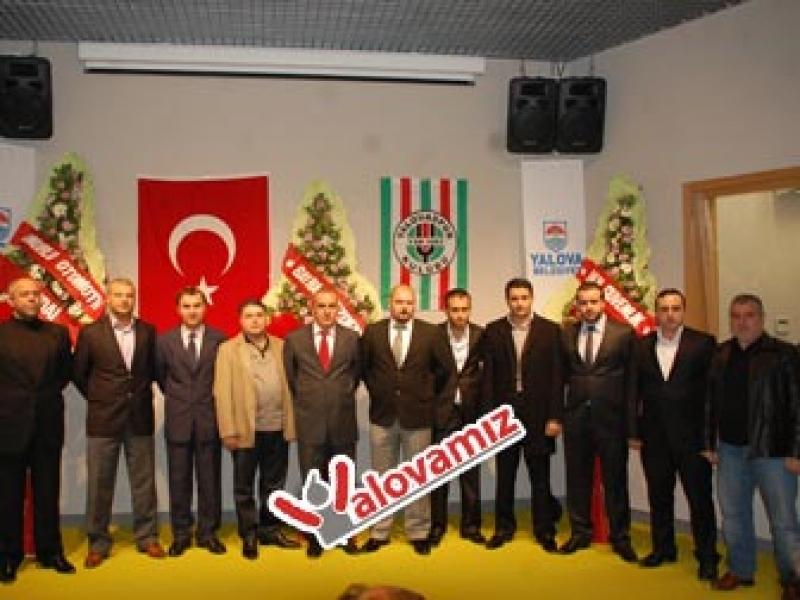Yalovaspor'un Yeni Başkanı Erbul Oldu