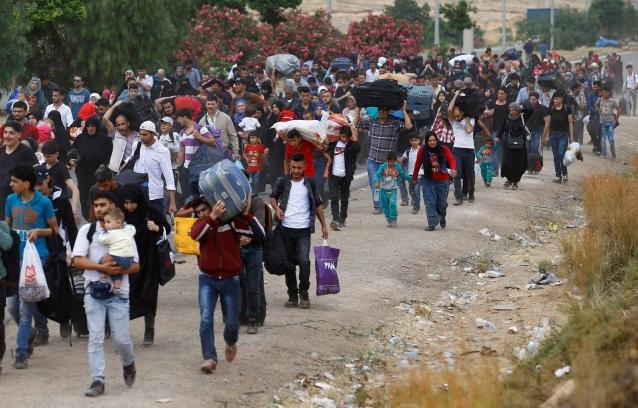 Yalova'ya 9 Bin 673 Yabancı Göçmen Geldi