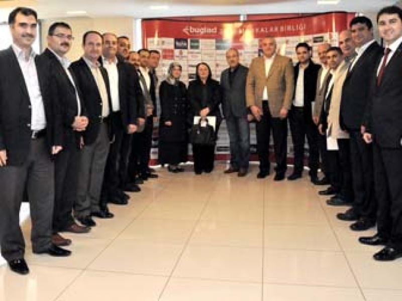 Yasiad Ve Bugiad'dan Ortak Yönetim Kurulu Toplantısı