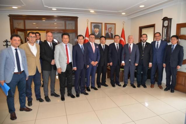 Yatırım Ve Ekonomik İşbirliği Çalışmaları Başladı