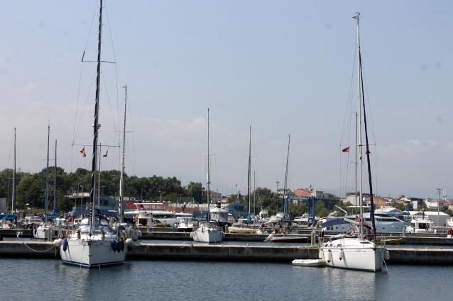 Yaz Geldi Yat Limanı Boş Kaldı
