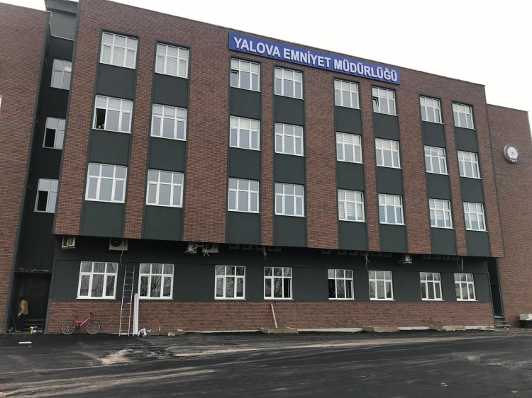 Yeni Müdürlük Binası Gün Sayıyor