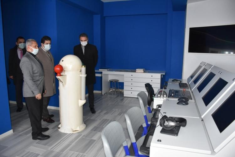 Yeniyol Altınova'daki Okulları Denetledi