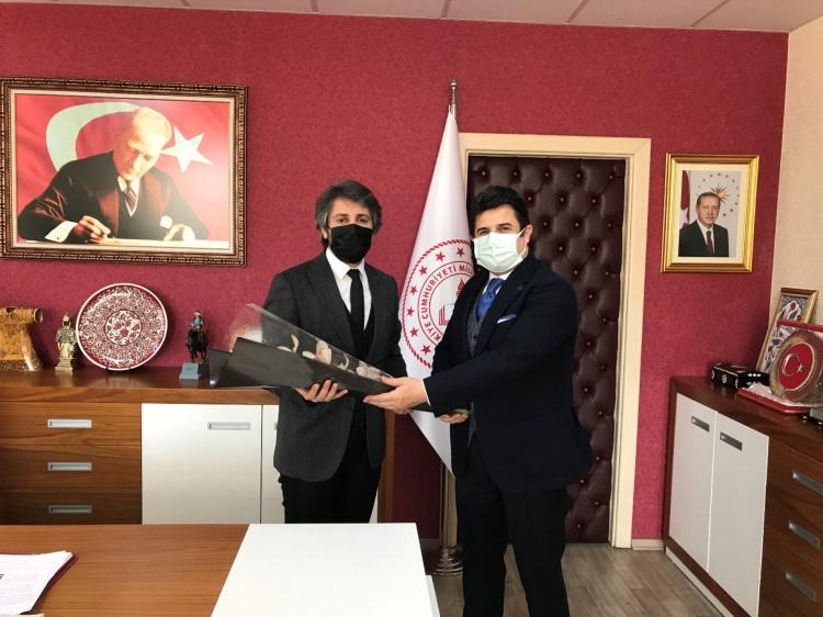 Yeniyol Ankara'da Temaslarda Bulundu