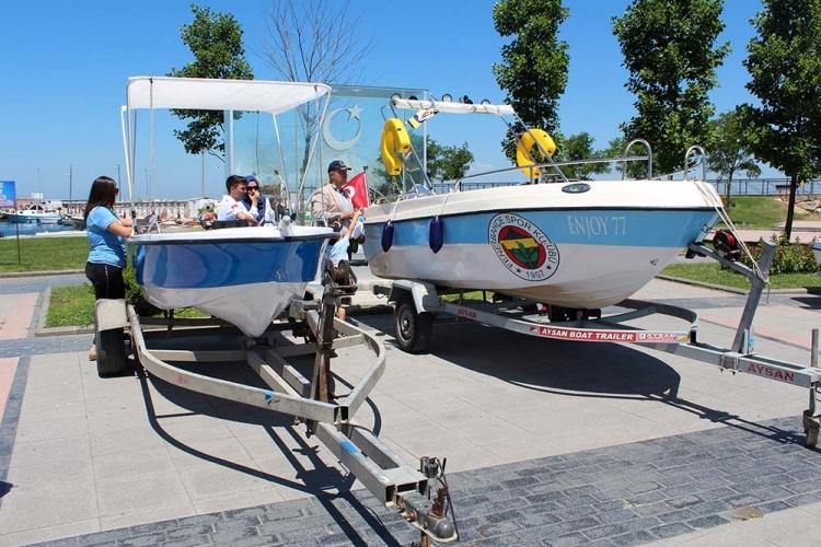 Yerli Bot Ve Teknelere İlgi Arttı