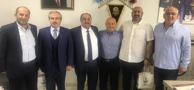 Yesob'dan Karaalioğlu'na Ziyaret