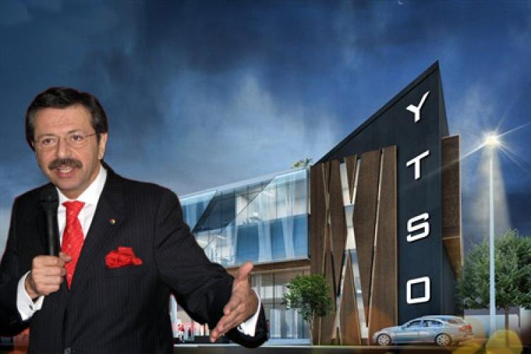 YTSO Binasını Hisarcıklıoğlu Açacak