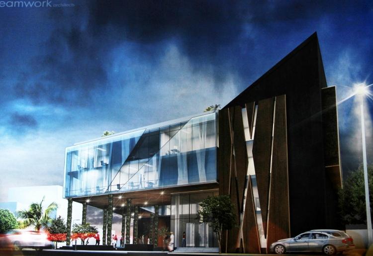 YTSO Binasının %80'i Tamamlandı
