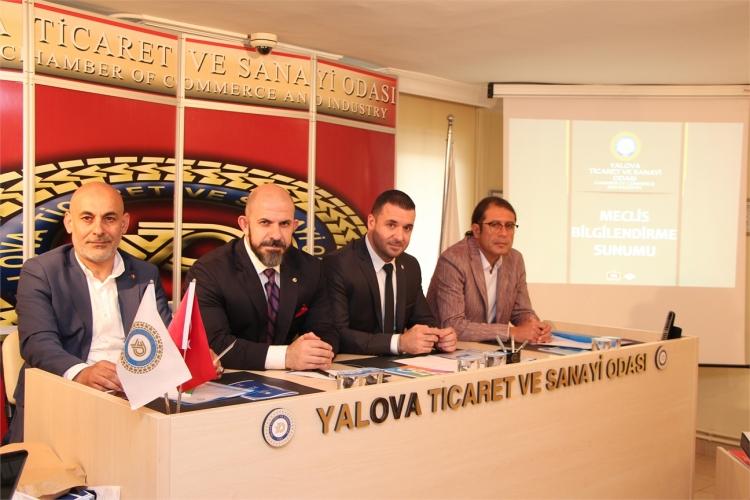 YTSO, İlk Meclis Toplantısını Yaptı