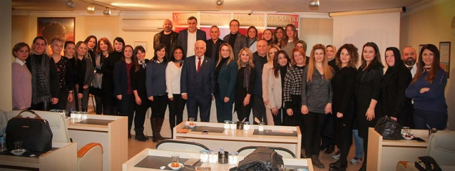 YTSO Kadın Girişimciler Kurulu İlk Toplantısını Yaptı