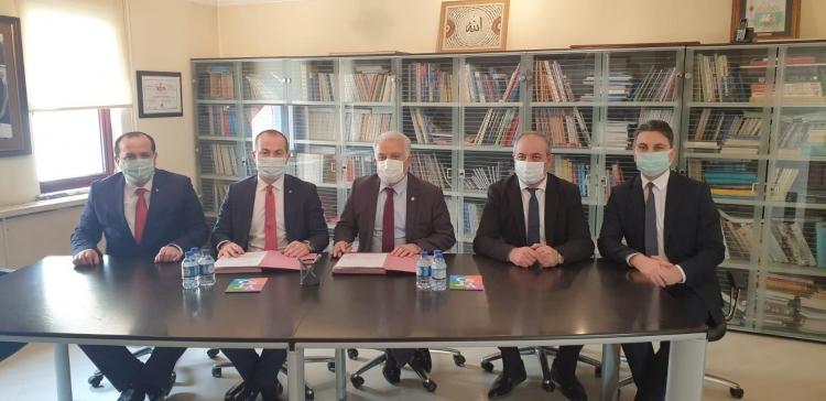YTSO Vakıf Katılımla Protokol İmzaladı