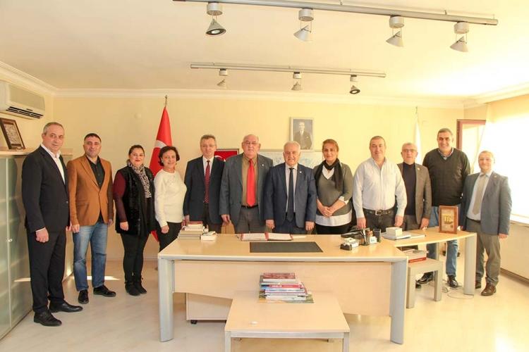 YTSO Ve Kent Konseyi Protokol İmzaladı