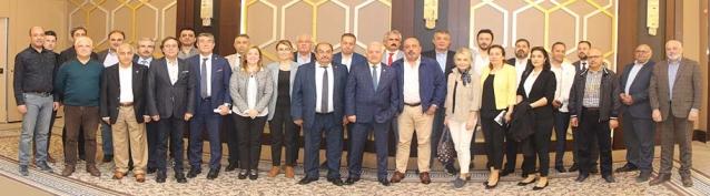 YTSO Yüksek İstişare Kurulu İlk Toplantısını Gerçekleştirdi
