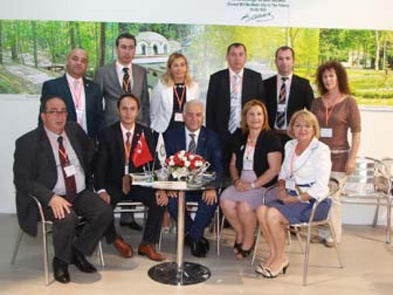 YTSO Antalya Fuarına Katıldı