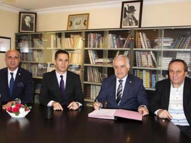YTSO Ve İşkur Arasında İşbirliği Protokolü