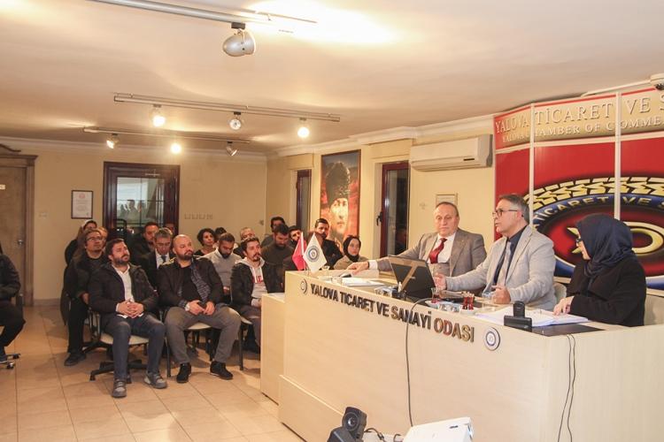 YTSO'da Eğitimler Devam Ediyor