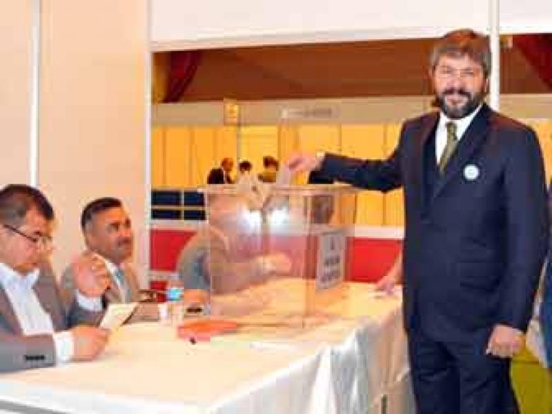 YTSO'da Seçim Heyecanı Başladı