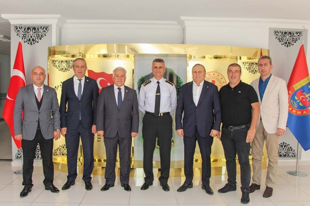 YTSO'dan Albay Bakçepınar'a Ziyaret