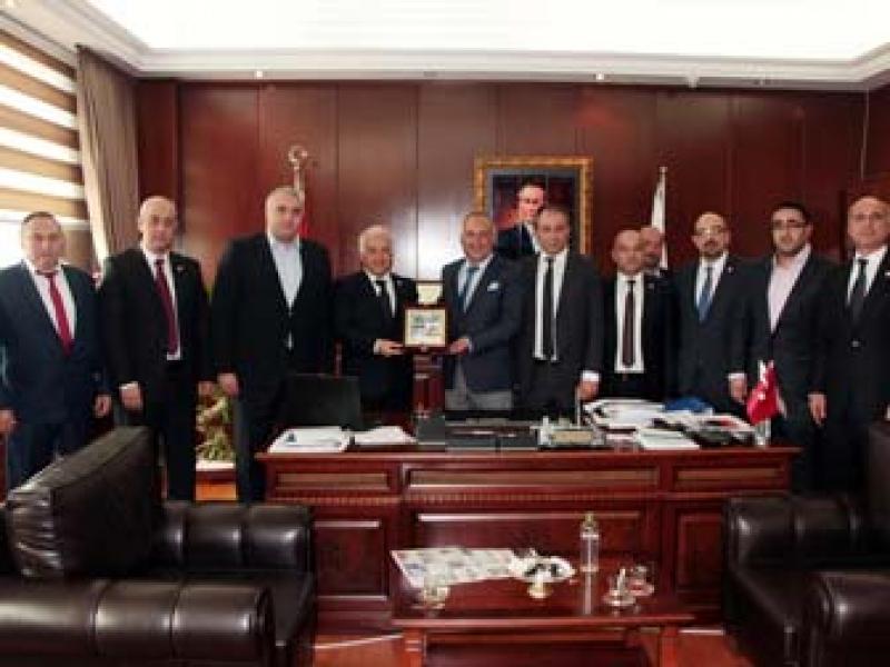 YTSO'dan Yeni Başkanlar'a Ziyaret