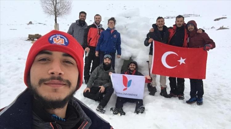 Yükamp'tan Uludağ'da Etkinlik