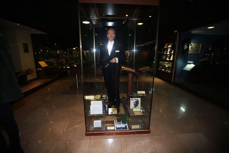 Yürüyen Köşk, Fenerbahçe'nin Müzesinde
