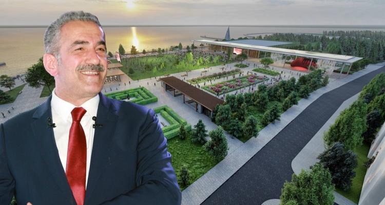 """""""Yalova'nın Talihi de Tarihi de Değişecek"""""""